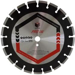 DIAM Асфальт ProLine 030642 1A1RSS алмазный круг для асфальта 300мм Diam По асфальту Алмазные диски