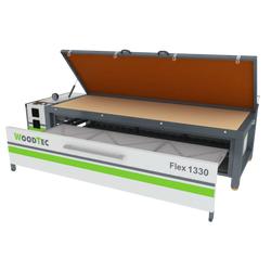 WoodTec Flex 1330 Пресс для формовки искусственного камня Woodtec Прессы МБУ Вакуумные прессы
