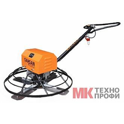 Samsan PTE 36 (2,2кВт, 380В) машина затирочная электрическая Samsan Обработка полов Обработка поверхности