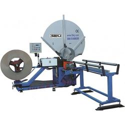 SBTF – 1500 Станок для производства спирально-навивных воздуховодов SBKJ Автоматические линии Станки для воздуховодов