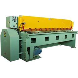 НГ-4х2,5 Установка резки листового и профильного металла Российские фабрики Электромеханические Гильотинные ножницы