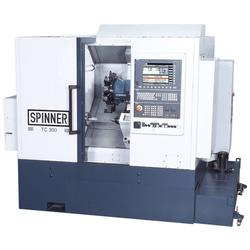 Spinner TC300-52 Токарный обрабатывающий центр Spinner Наклонная станина Станки с ЧПУ